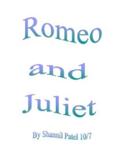 Romeo and Juliet Essay royalessayscouk